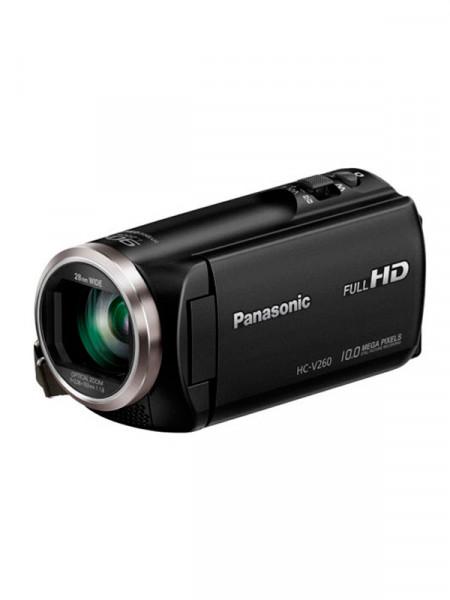 Відеокамера цифрова Panasonic hc-v260ee-k