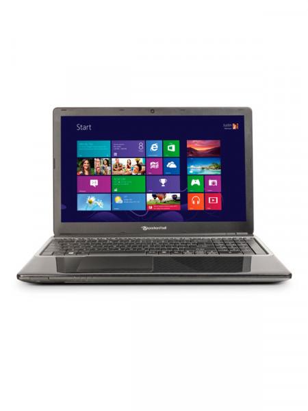 """Ноутбук экран 15,6"""" Packard Bell pentium m 1.80ghz ram 1hdd220"""