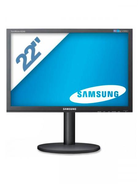 "Монитор  22""  TFT-LCD Samsung b2240w"