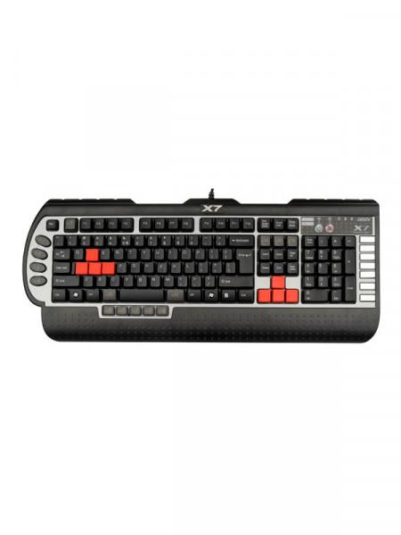 Клавіатура usb A4 Tech X7
