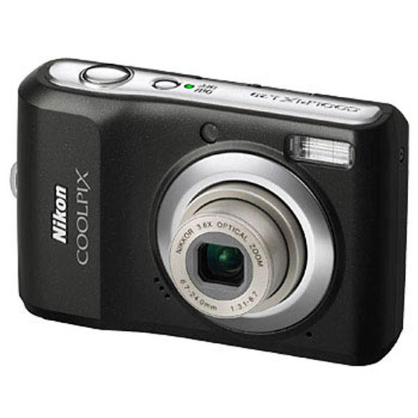 Фотоаппарат цифровой Nikon coolpix l20