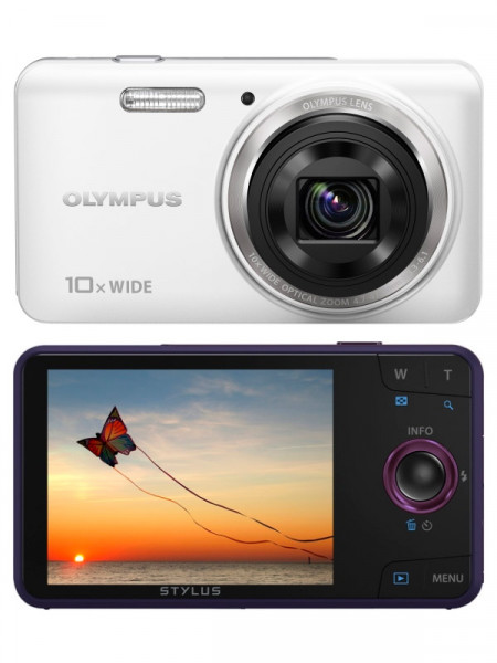 Фотоаппарат цифровой Olympus vh-520