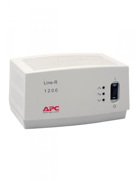 Стабілізатор напруги Apc line-r 1200va (le1200i)