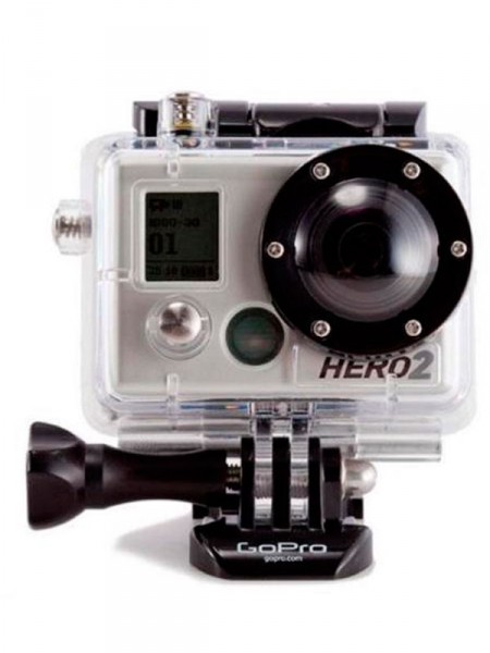 Відеокамера цифрова Gopro hero 2 outdoor edition (chdoh-002)