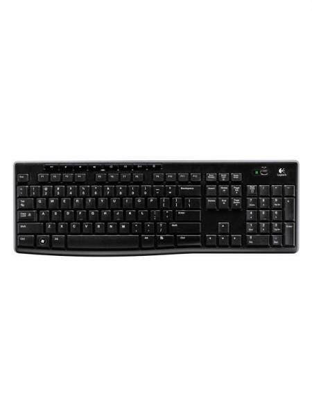 Клавиатура беспроводная Logitech k270
