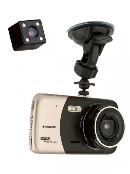 Видеорегистратор Autoban avr-10 2 cam 1080p fhd