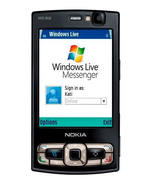 Мобильный телефон Nokia n 95 8gb