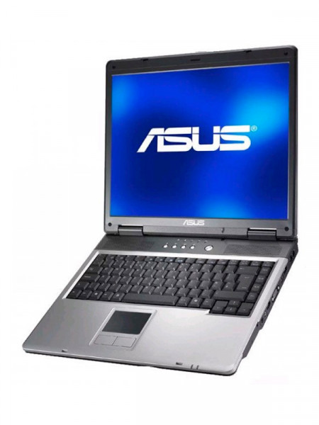 "Ноутбук экран 15"" Asus intel celeron m cpu 520 1,6ghz 100gb hdd, 512mb ram"