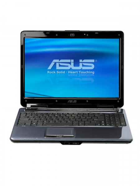 "Ноутбук екран 15,4"" Asus turion 64 x2 tl57 1,8ghz/ ram2048mb/ hdd160gb/ dvd rw"