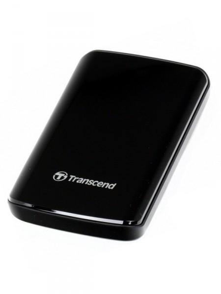 """HDD-зовнішній Transcend 500gb 2,5"""" usb2.0"""