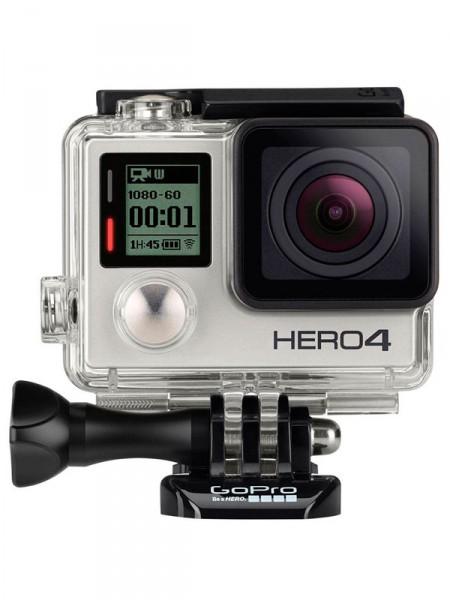 Відеокамера цифрова Gopro hero 4 silver standard (chdhy-401)