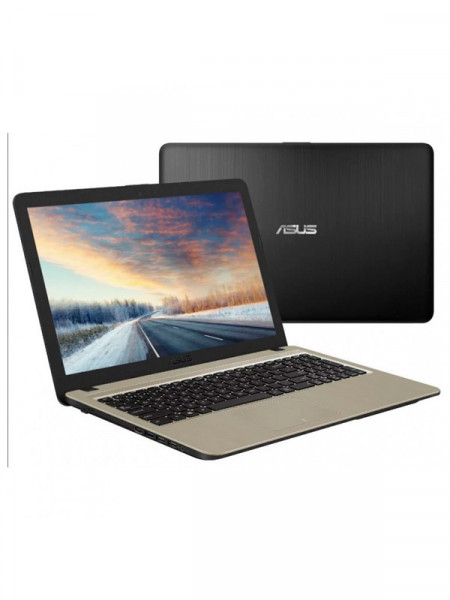 "Ноутбук экран 15,6"" Asus pentium n4200 1,1ghz/ ram4gb/ hdd500gb/video gf 920mx"