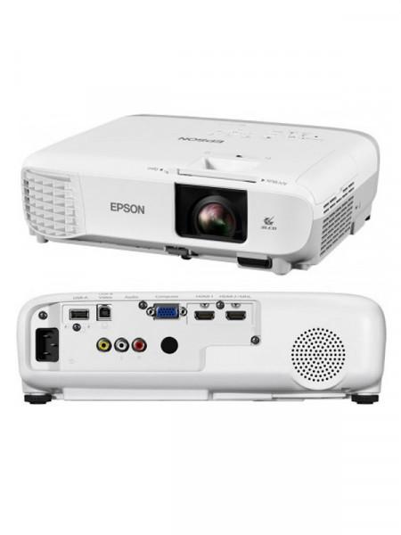 Проектор мультимедийный Epson epson eh-tw610 v11h849140