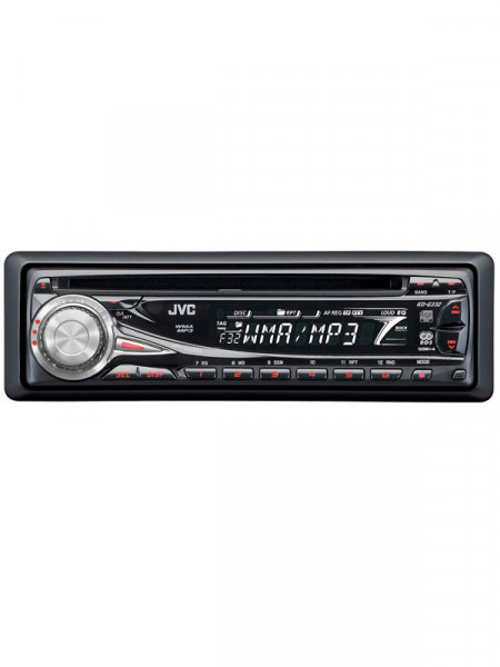 Автомагнітола CD MP3 Jvc kd-g338