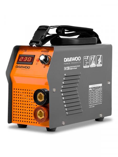 Зварювальний апарат Daewoo dw-230