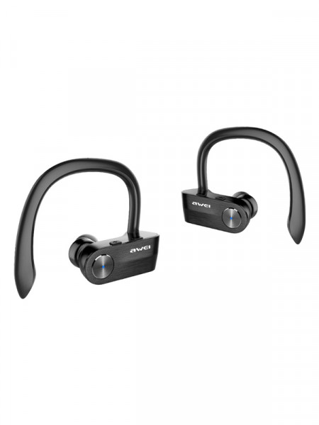 Навушники Awei t2 twins earphones black