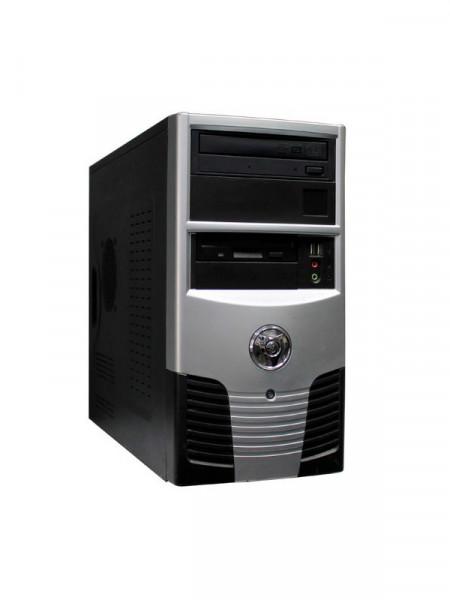 Системний блок Pentium Dual-Core e6300 2,80ghz /ram4096mb/ hdd500gb/video 128mb/ dvd rw