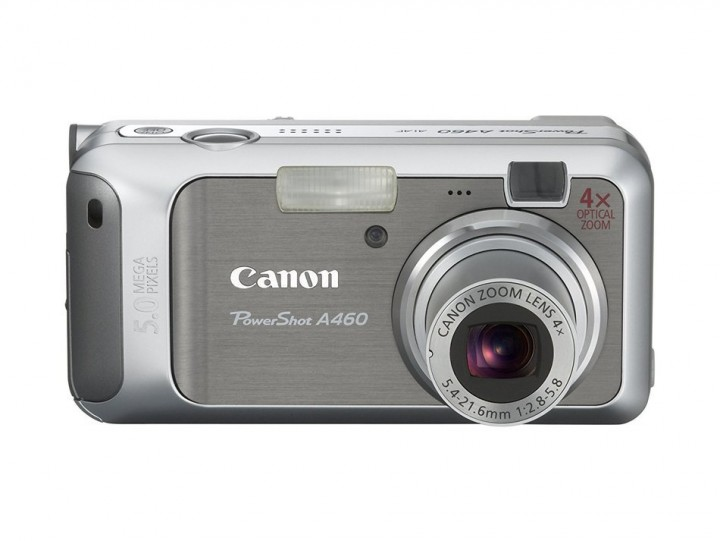 Фотоаппарат цифровой Canon powershot a460
