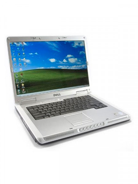 """Ноутбук экран 15,4"""" Dell core 2 duo t7200 2,00ghz /ram1024mb/ hdd120gb/ dvd rw"""