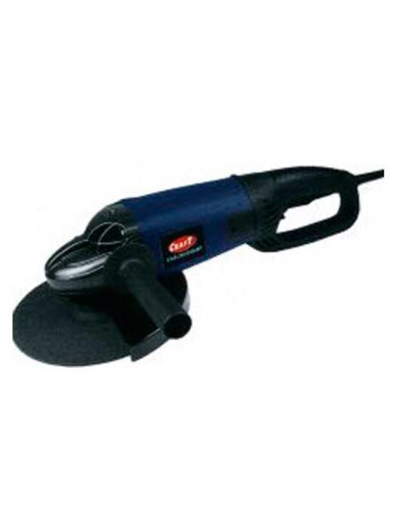 Угловая шлифмашина 2400Вт Craft cag-230/2400