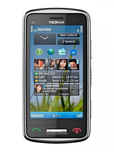 Мобільний телефон Nokia c6-01