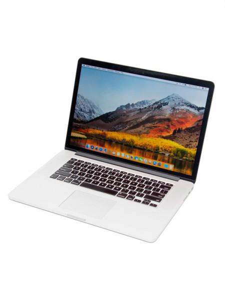 "Ноутбук экран 15,4"" Apple Macbook Pro core i7 2,7ghz/ a1398/ ram16gb/ ssd512gb/ retina/video gf gt650m 1gb"