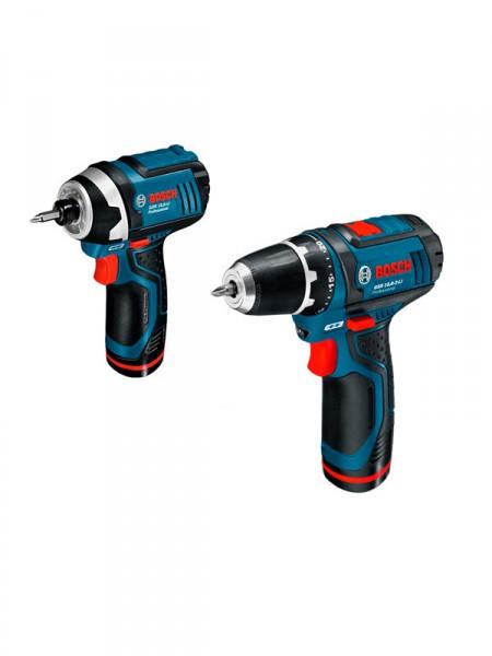 Набор электроинструментов Bosch gdr 10,8-li+gsa 10,8 v-li