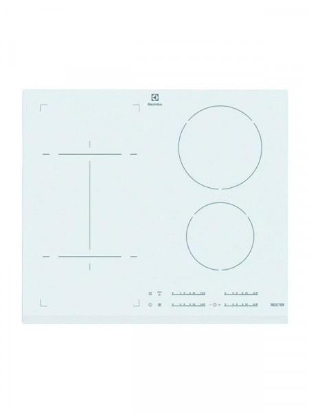 Варочна поверхня електрична Electrolux ehi 6540 fw1