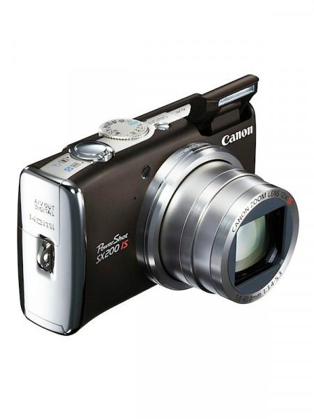 Фотоаппарат цифровой Canon powershot sx200 is