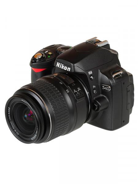 Фотоаппарат цифровой Nikon d40