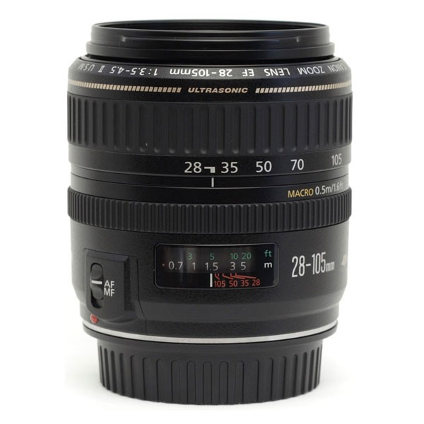 Canon ef 28-105mm f/3.5-4.5 is usm