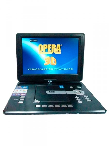 DVD-проигрыватель портативный с экраном Opera op-1988