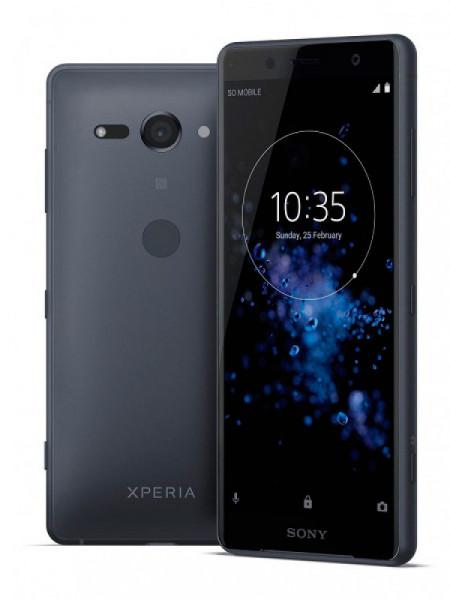 Мобильный телефон Sony xperia xz2 h8324 compact