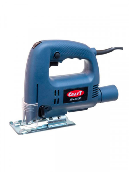 Лобзик електричний 650Вт Craft jsv 650p