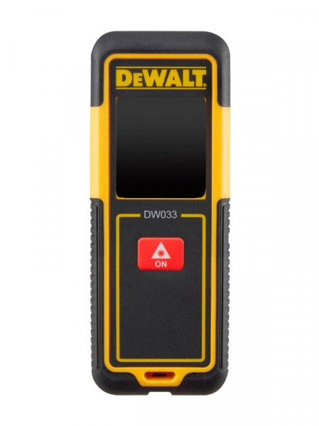 Лазерна рулетка Dewalt dw033