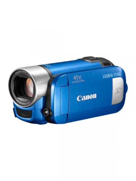 Відеокамера цифрова Canon legria fs 406 e