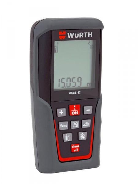 Лазерная рулетка Wurth wdm 5-12