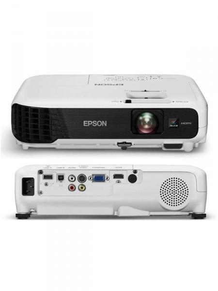 Проектор мультимедийный Epson eb-x31 v11h720040