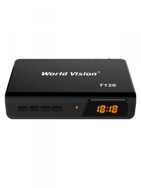 Ресиверы ТВ World Vision t126