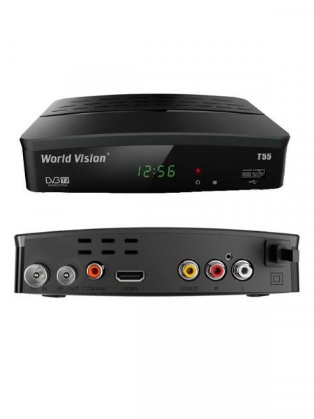 Ресивери ТВ World Vision t55
