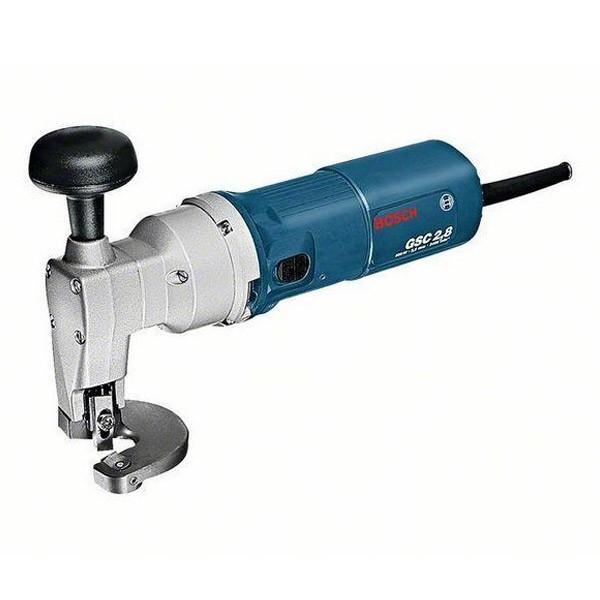 Электроножницы по металлу Bosch gsc 2,8