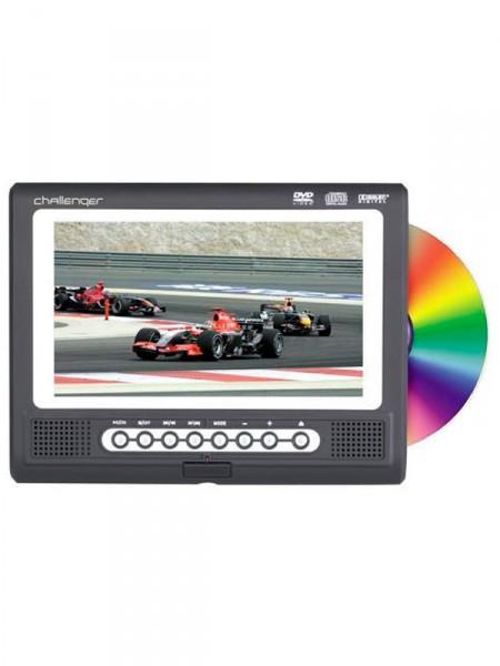 DVD-проигрыватель портативный с экраном Challenger dv-7169