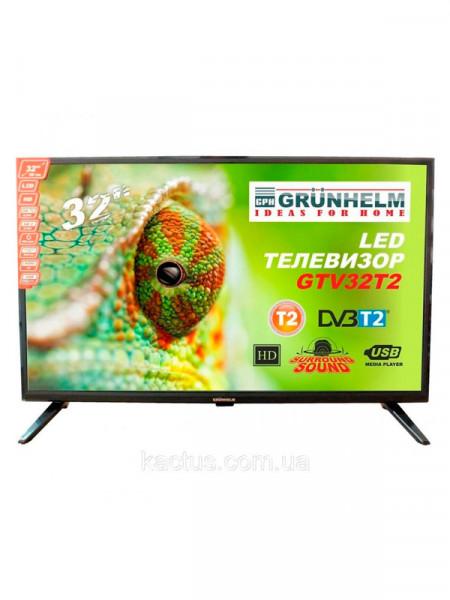 """Телевизор LCD 32"""" Grunhelm gtv32t2"""