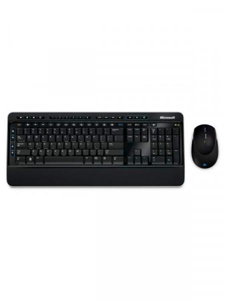 Клавиатура с мышкой беспроводные Microsoft wireless desktop 3000 v2.0