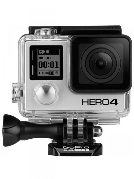 Видеокамера цифровая Gopro hero 4 (chdhx-401-eu / chdhmx-401-fr)