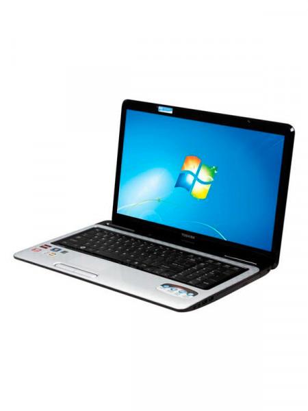"""Ноутбук экран 15,6"""" Toshiba amd a4 3300m 1,9ghz/ ram4096mb/ hdd320gb/ dvd rw"""