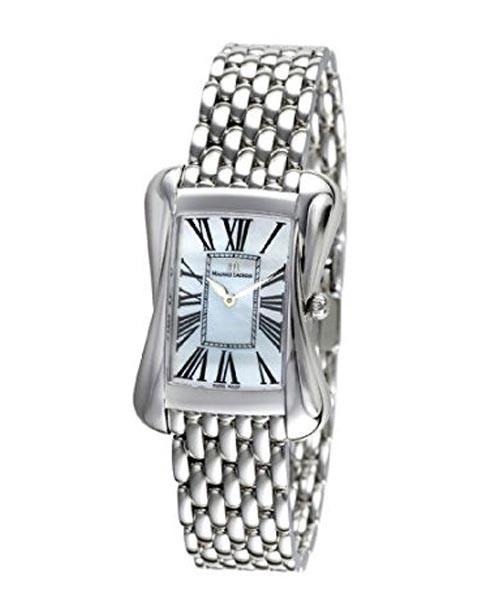 Часы Maurice Lacroix DV5012-SS002-160 бу