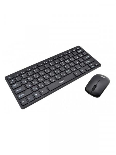 Клавіатура з мишкою бездротові Ukc k03