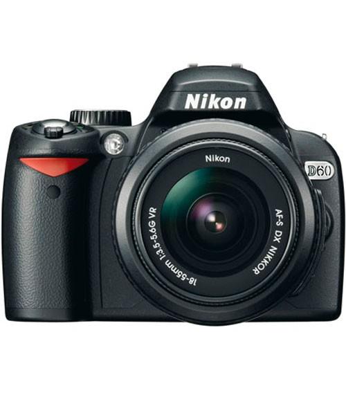 Фотоаппарат цифровой Nikon d60 kit (18-55mm)