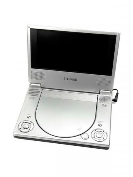 DVD-проигрыватель портативный с экраном Technika pdvd707